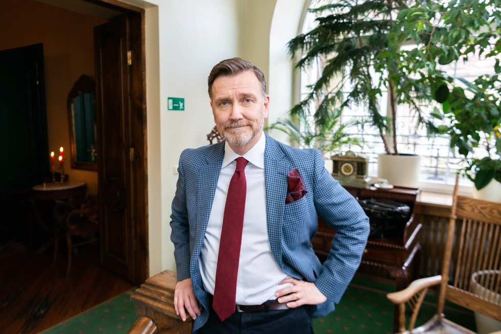 Thomas Eriksonas