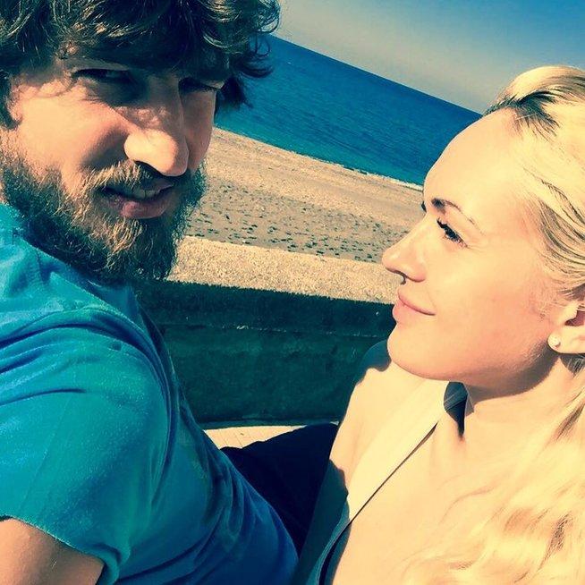 """Oksana Pikul-Jasaitienė su šeima šventes sutiks Sicilijoje (nuotr. asmeninio albumo (""""Facebook"""")"""
