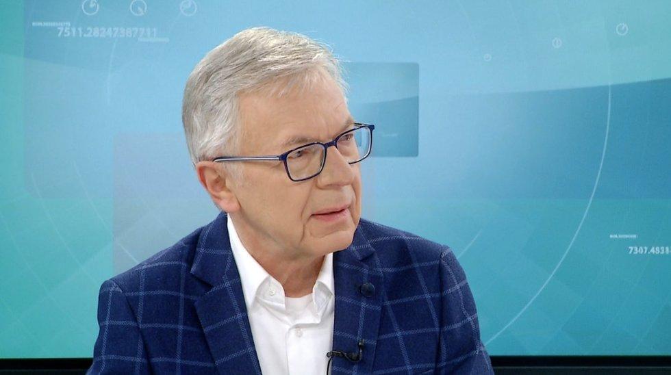 Profesorius Arvydas Ambrozaitis