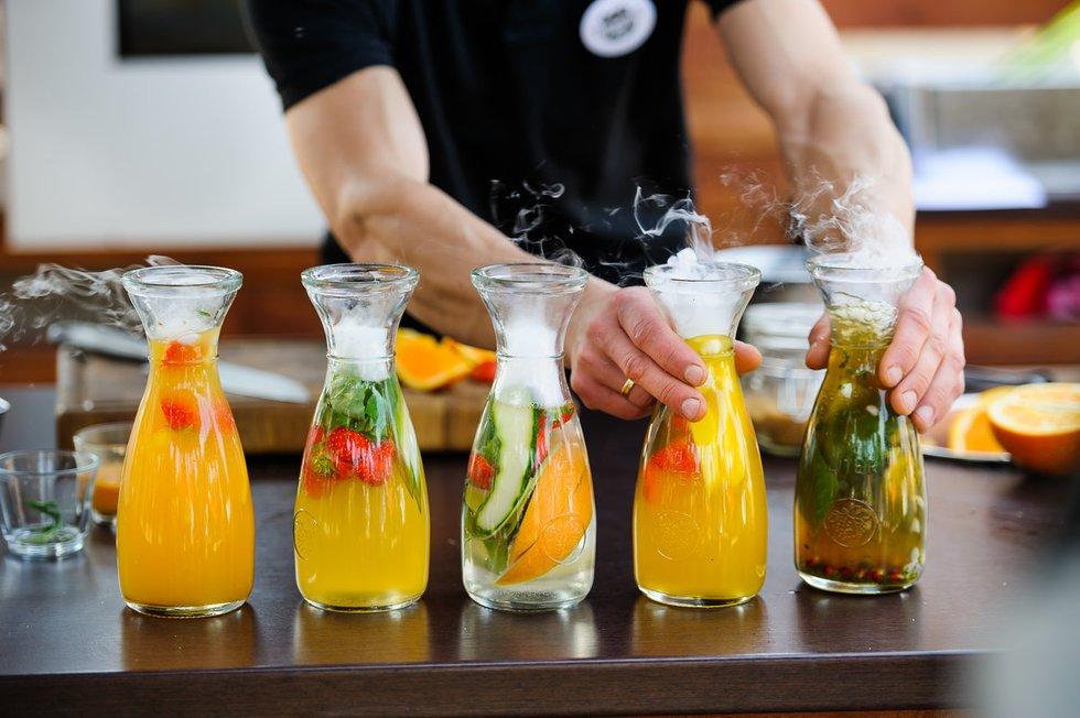 Limonadas (nuotr. Organizatorių)