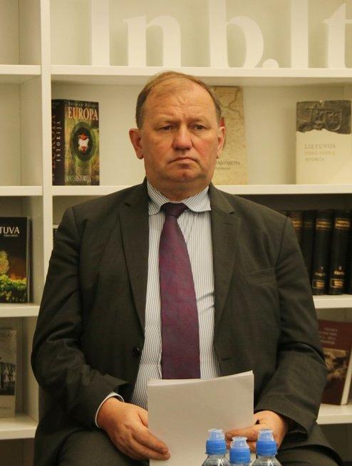 JT specialusis pranešėjas teisės į sveikatą klausimais, Žmogaus teisių stebėjimo instituto direktorius Dainius Pūras. Sigitos Inčiūrienės nuotr.