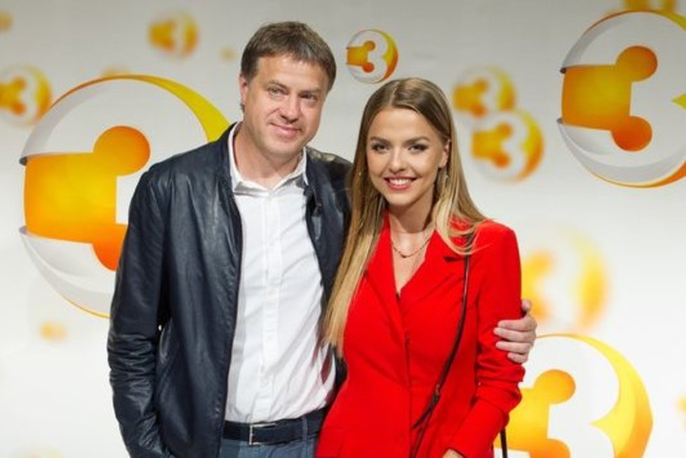 Rolandas Skaisgirys ir Vaida Skaisgirė (Fotobankas)