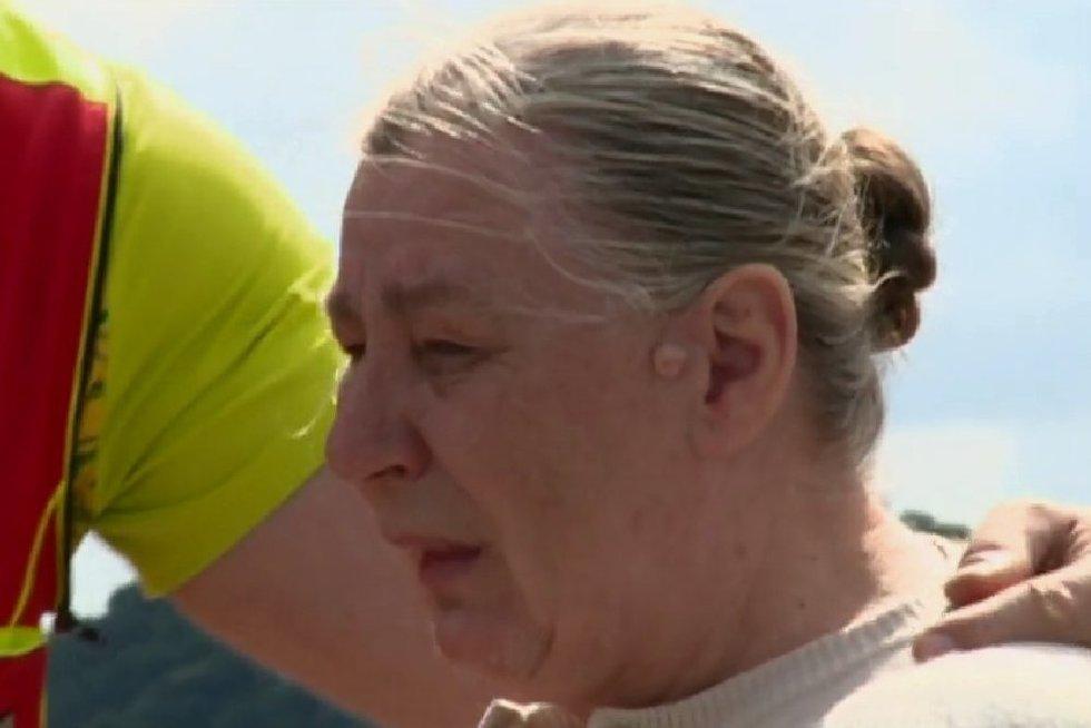 Mirtimi pasibaigęs peršalimas – palaidojusi sūnų moteris ieškojo savo pinigų (nuotr. TV3)