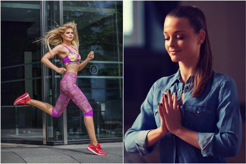 Jolanta Leonavičiūtė ir Milana Jašinskytė (tv3.lt fotomontažas)
