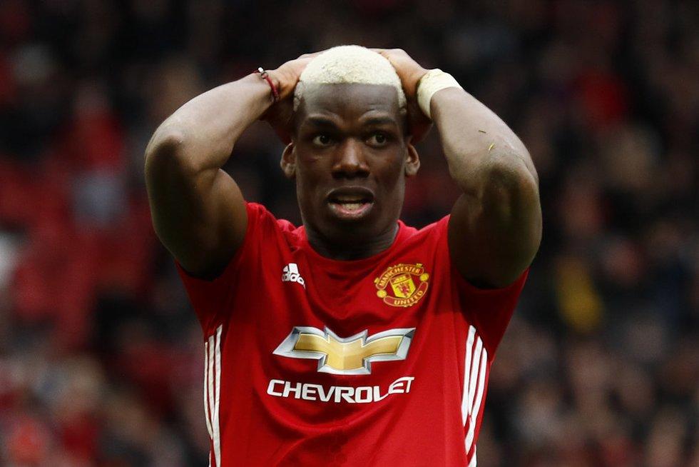 """Manchester United"" – Bornmuto ""Bournemouth"" 1:1 (nuotr. SCANPIX)"