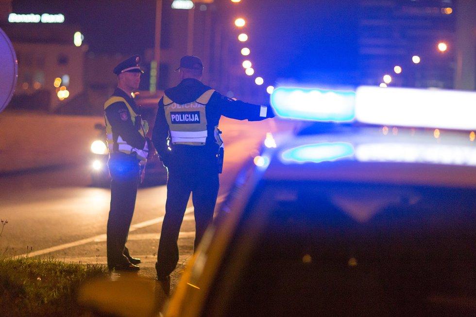 Policija nuotr. Broniaus Jablonsko