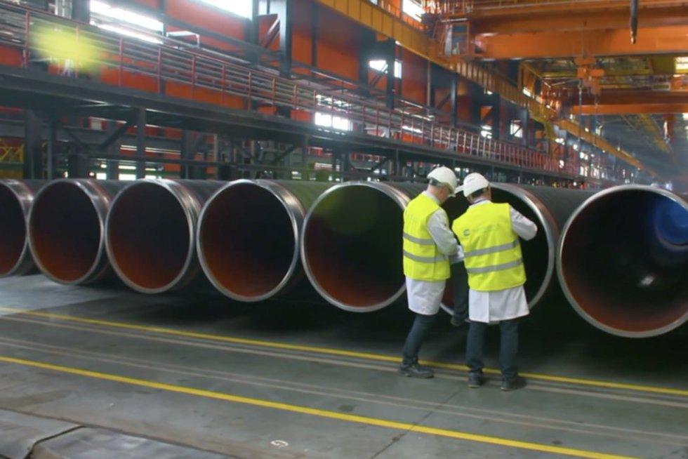 """Antanas Valionis. Ką """"Nord Stream 2"""" statybos reiškia Europos Sąjungai?"""