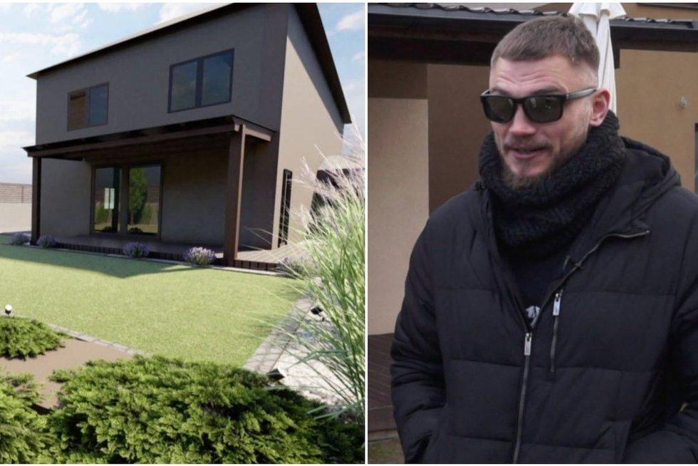 S. Maslobojevas įsirenginėja svajonių būstą: papasakojo dėl ko jaudinasi labiausiai