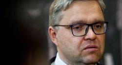 Vasiliauskas: blogiausiu atveju Lietuvos ekonomika susitrauks penktadaliu