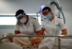 Situaciją vadina tragiška – tik pusė ligoninių pasiruošusios teikti paslaugas