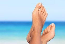 Pamirškite sausas ir suskilinėjusias pėdas: štai, ką reikia padaryti