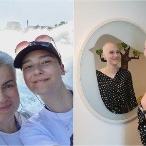Perspektyvi 14-metė iš stovyklos grįžo su guzu kakle: palangiškės ligą nujautė mama