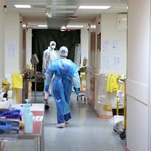 Lietuvoje patvirtinta 60-oji mirtis nuo koronaviruso