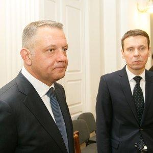 """""""MG Baltic"""" byla: Masiulis teisme pradėjo liudyti apie ryšius su Kurlianskiu"""