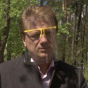 Čaplinskas rėžė Verygai dėl testavimo kvotų ir vis tęsiamo karantino: negalime taip gyventi amžinai