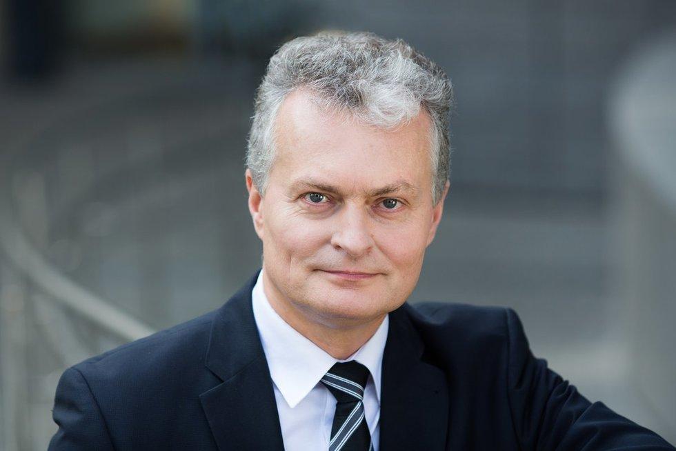 SEB banko prezidento patarėjas Gitanas Nausėda (nuotr. asm. archyvo)