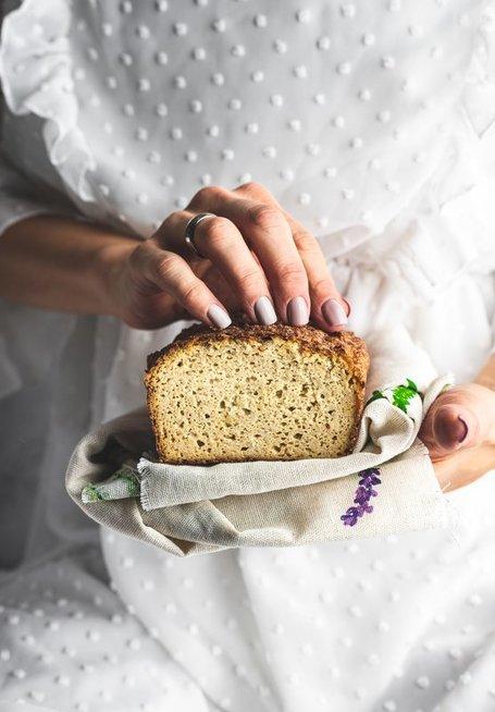 Žiedinių kopūstų duona