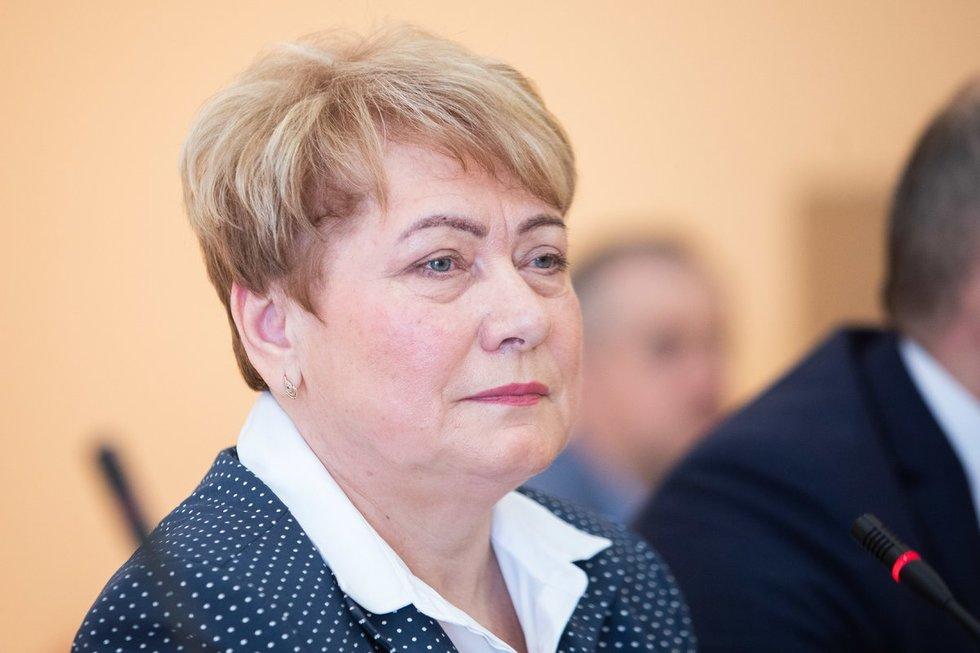 Vilniaus rajono savivaldybės merė Marija Rekst