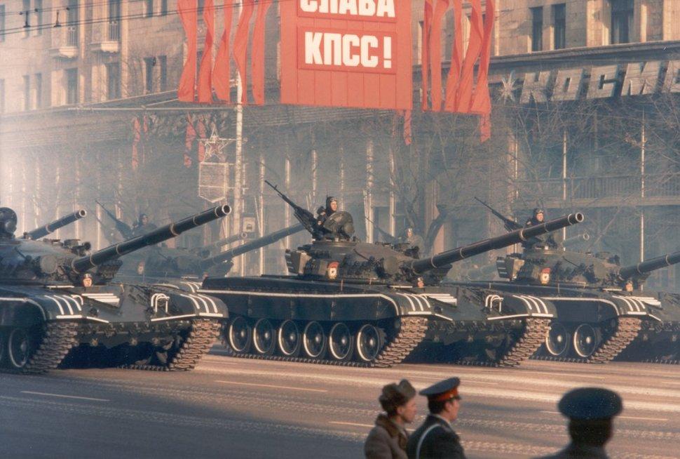 Sovietinės pavasario šventės