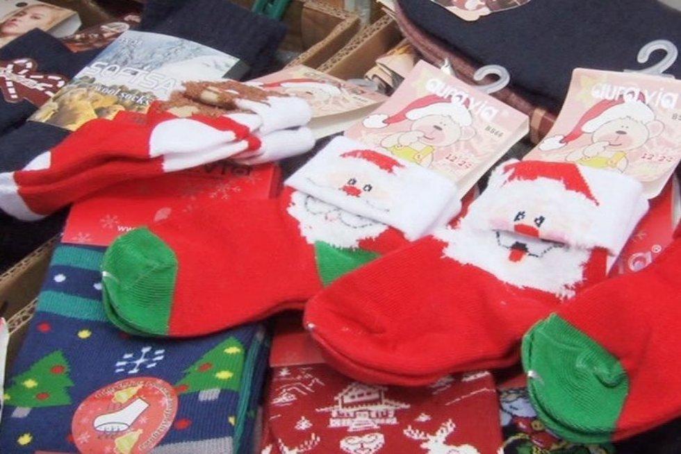 Kalėdiniai pirkiniai (nuotr. TV3)