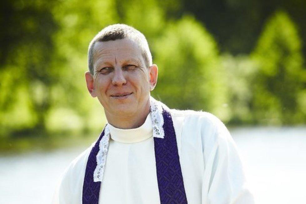 Kunigas Arnoldas Valkauskas (nuotr. asm. archyvo)
