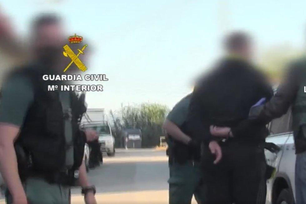 Ispanijoje iš vergijos išlaisvinti 8 lietuviai
