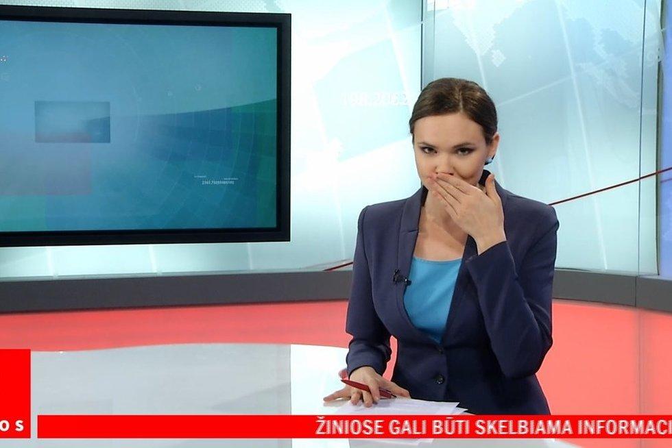 Donata Račaitė (nuotr. stop kadras)