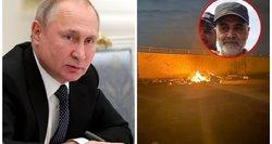 JAV nukovė Putino draugą, kurį prieš tai pasiuntė toliau