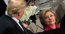 JAV prezidento rinkimai: skandalai centre ir dešinėje