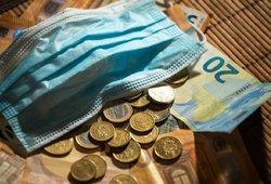 Lietuva skyrė 10 tūkst. eurų veido kaukių gamybai Butane