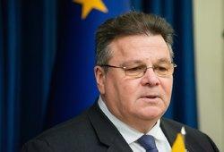 Linkevičius: Lietuva turi tapti ne tik donore, bet ir gavėja ES inovacijų programoje