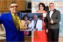78-erių Lemanas prabilo apie meilę jaunesnei žmonai: pilve skraido drugeliai