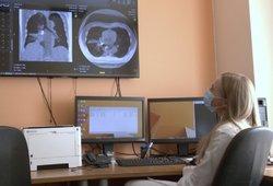 Medikai nustebo pamatę klaipėdiečio plaučių nuotrauką – papasakojo, kokių atvejų būna Lietuvoje