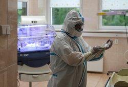 """Mįslingas užsikrėtimo atvejis Vilniaus """"Humanoje"""" – žmogus reanimacijoje"""