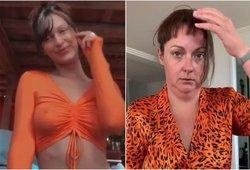 Mama nutarė namie apsikirpti pati – rezultatas prajuokino milijonus