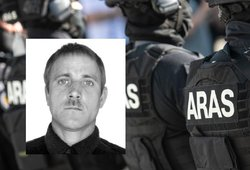 ARAS vyksta į Mažeikių rajoną: vyras nušovė pareigūną, perspėjama prie jo nesiartinti