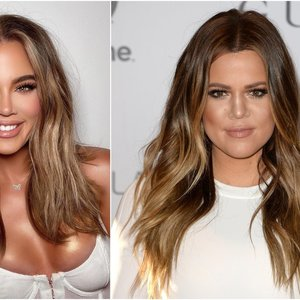 Naujausiose asmenukėse Khloe Kardashian – neatpažįstama: davė atsaką, kodėl atrodo kitaip