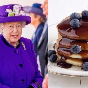 Mėgaukitės tuo, kuo mėgaujasi karalienė: atskleistas itin paprastas ir skanus blynų receptas