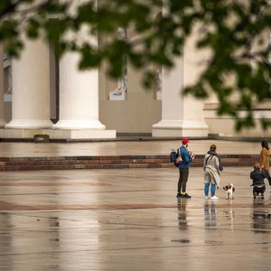 Orai padalins Lietuvą: viena pusė sulauks lietaus, kita – saulės
