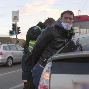Sulaikė prekybos centre apsivogusį vyrą: planas neišdegė antrą dieną iš eilės