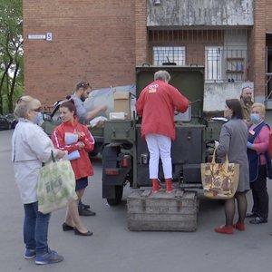 Kaune karo lauko virtuvė virsta karantino virtuve: košė dingsta akimirksniu
