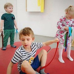 """""""Ypatingos studijos"""" įkūrėja padeda ypatingiems vaikams atsiverti per šokį"""