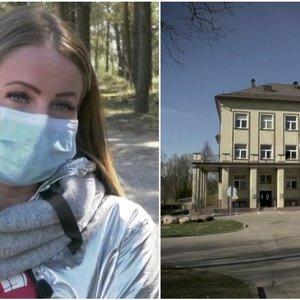 Gimdyvė apsilankymo Kretingos ligoninėje nepamirš niekada: ant manęs rėkė ir apstumdė