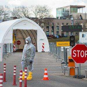 Lietuvoje per parą patvirtinti dar 5 nauji koronaviruso atvejai