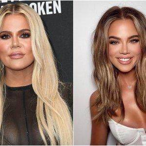 Kardashian nuotrauka suglumino gerbėjus: ar tai tas pats žmogus?