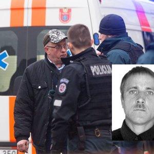 Nušautas pareigūnas Mažeikių rajone: bėglys ieškomas
