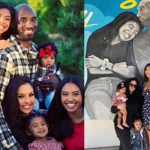 """Bryant našlė pasidalijo mielu dukros vaizdo įrašu: """"Aš taip ja didžiuojuosi"""""""