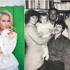 Repčenkaitės šeimoje – netektis: visada atsisveikindavome tarsi paskutinį kartą