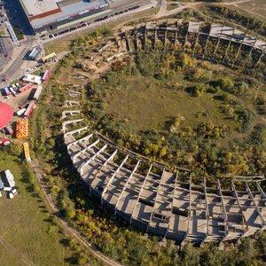Nacionalinio stadiono statybų idėjos nelaidoja, yra ir kitų pasiūlymų