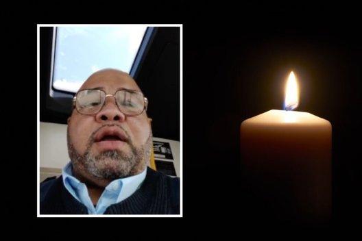 Kosinčia keleive pasiskundęs autobuso vairuotojas po savaitės mirė nuo koronaviruso (tv3.lt koliažas)